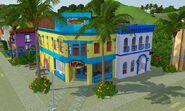 Escritório (Isla Paradiso)