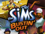 The Sims Bustin' Out (console)