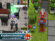 The Sims JogueGrátis (iPad) 02