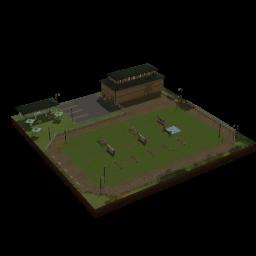Campo equestre