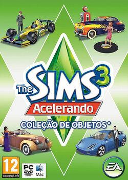 Capa The Sims 3 Acelerando.jpg