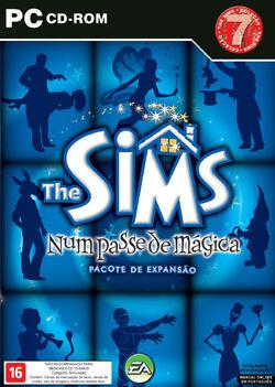 Capa The Sims Num Passe de Mágica.jpg