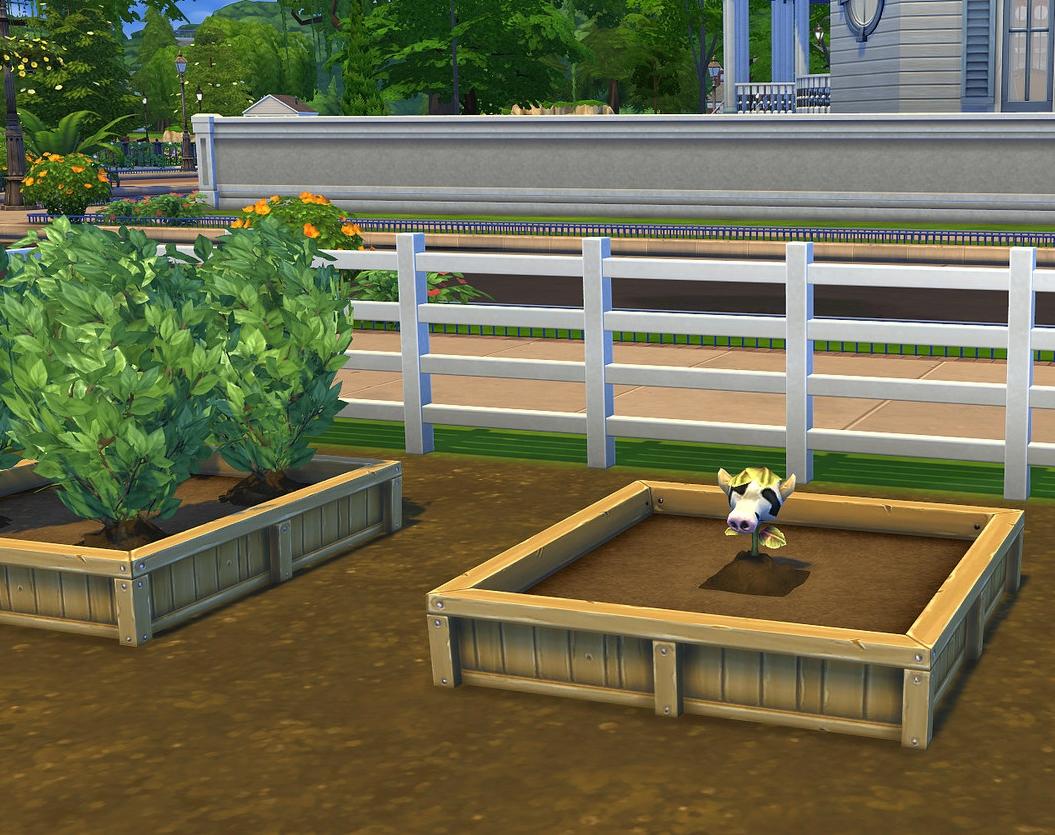 Lista de plantas de The Sims 4