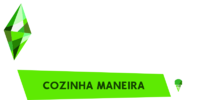 The Sims 4 - Cozinha Maneira (Logo)