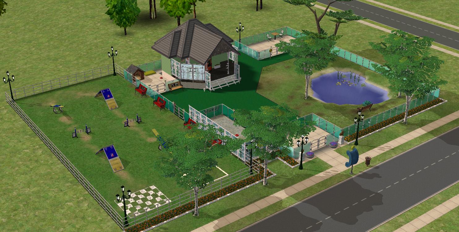 O Parque de Exposições
