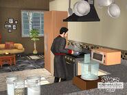 The Sims 2 - Cozinhas & Banheiros Design de Interiores (11)