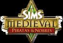 The Sims Medieval Piratas & Nobres Logo.png