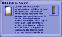 Carisma - Descrição TS2