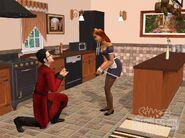 The Sims 2 - Cozinhas & Banheiros Design de Interiores (1)