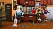 The Sims 4 - Faxina Fantástica (1)