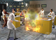 The Sims 2 - Cozinhas & Banheiros Design de Interiores (12)