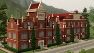 Academia e Coliseu Everglow