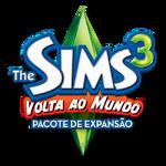 Logo The Sims 3 Volta ao Mundo.png