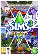 Packshot The Sims 3 Estações