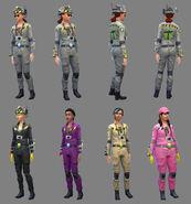 The Sims 4 Ao Trabalho Arte conceitual 04