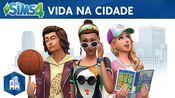 The Sims 4 Vida na Cidade Trailer Oficial
