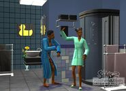 The Sims 2 - Cozinhas & Banheiros Design de Interiores (4)
