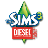 Logo The Sims 3 Diesel.png