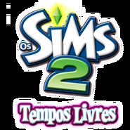 Logo Os Sims 2 Tempos Livres