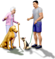 Artwork The Sims 3 Pets 08