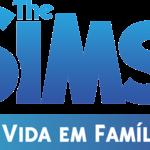 Logo The Sims 4 Vida em Família (Primeira Versão).png