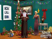 The Sims 2 - Festa de Natal (4)