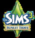 Logo Os Sims 3 Maré Radiante.png