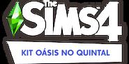 The Sims 4 - Oásis no Quintal (Logo)