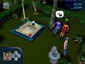Vladmir, Laura e Cassandra Caixão (The Sims GC)
