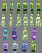 The Sims 4 Ao Trabalho Arte conceitual 07