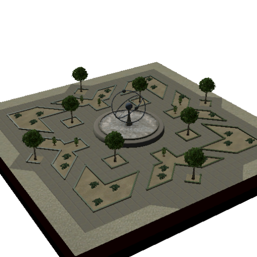 Jardins e Parque Gama