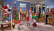 The Sims 2 - Festa de Natal (7)