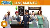 The Sims 4 Ao Trabalho Trailer Oficial de Lançamento
