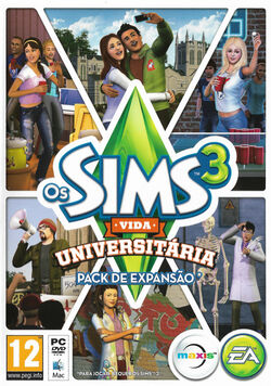 Packshot Os Sims 3 Vida Universitária.jpg