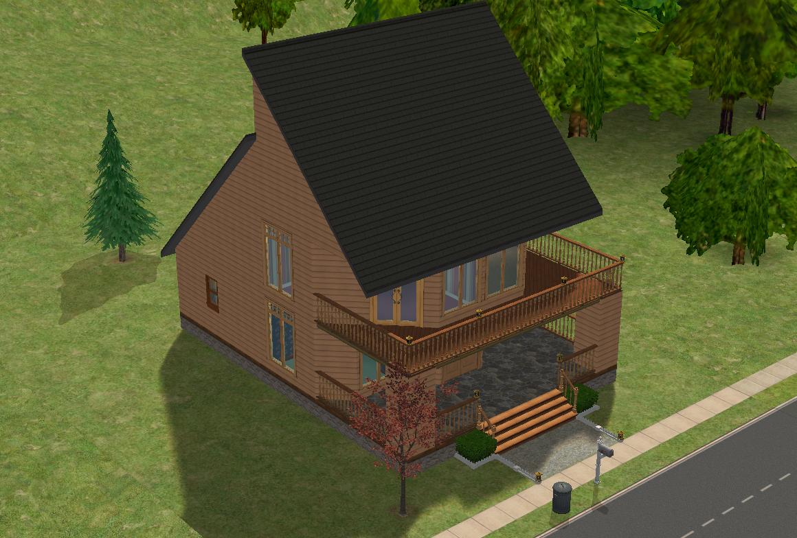Casa da Escada Moderna