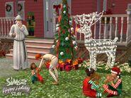 The Sims 2 - Festa de Natal (3)
