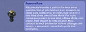 Ressurreifone (descrição)