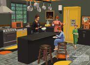 The Sims 2 - Cozinhas & Banheiros Design de Interiores (5)