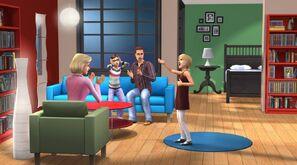 The Sims 2 - Lar IKEA (1)