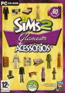 Capa Os Sims 2 Glamour.jpg