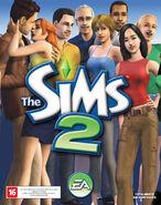 Capa The Sims 2
