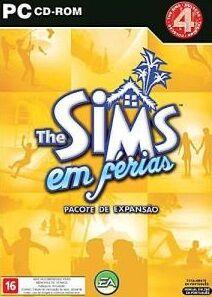 Capa The Sims Em Férias.jpg