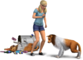 Artwork The Sims 3 Pets 17
