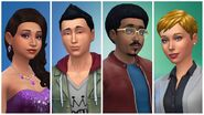 The Sims 4 Consoles (2)