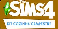 The Sims 4 - Cozinha Campestre (Logo)