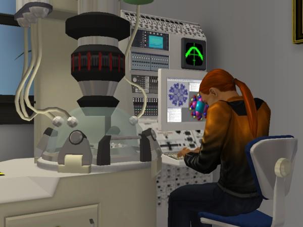 Estação de Biotecnologia da Simsanto Inc.