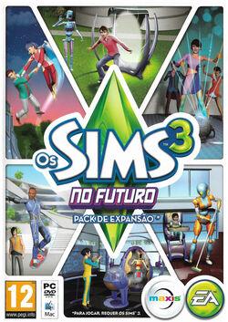 Os Sims 3 No Futuro Capa.jpg