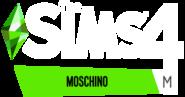 The Sims 4 - Moschino (Logo)