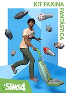 Capa The Sims 4 Faxina Fantástica