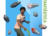 The Sims 4: Faxina Fantástica